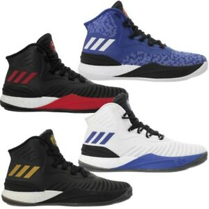 ce6316ee745f Adidas D Rose 8 men s basketball shoes boots blue white black air ...