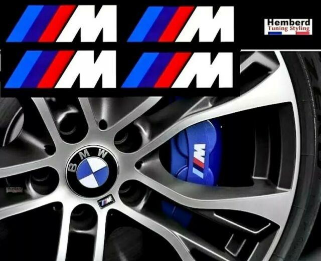 Lot de 2/Embl/èmes adh/ésif M Performance M3/M4/M5/M6/