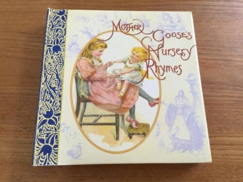 1 of 1 - MOTHER GOOSE'S NURSERY RHYMES ~  by Robert Frederick Publishing Like New