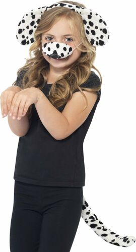 Childrens Dalmatian Instant Costume Accessory Kit