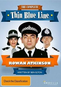 The-Thin-Blue-Line-The-Complete-Collection-DVD-NEW-SEALED