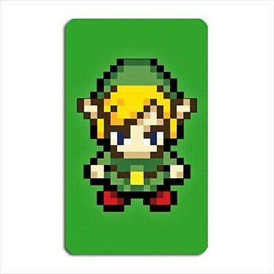 8-Bit Zelda Toolbox / Fridge Magnet  videogame legend of zelda pixel art retro
