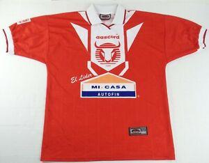 TOROS NEZA T-Shirt for Men/'s Color Red  Crew Neck 100/% Cotton