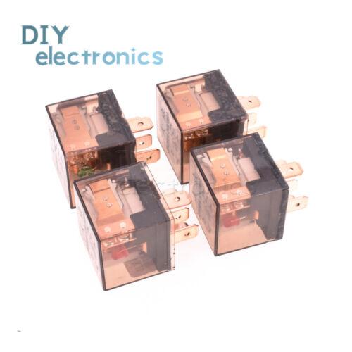 12V//24V 80A//100A Automotive Car Relay 5Pin SPDT Car Control Device Car Relays