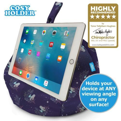 E-Book COSY HOLDER® Pumpkin Beanbag Cushion Tablet /& E-Reader holder//stand