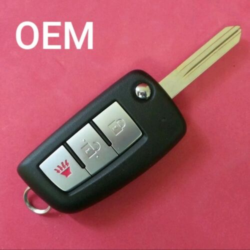 CWTWB1G767 OEM Nissan Rogue Remote Flip Key
