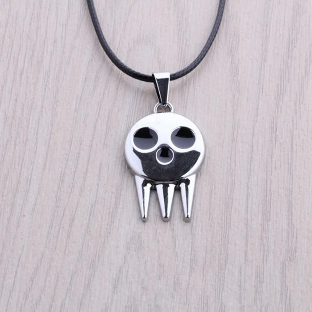 Kid Necklace Inspired Pendant Anime Cosplay New for Anime Soul Eater Death  GNG$