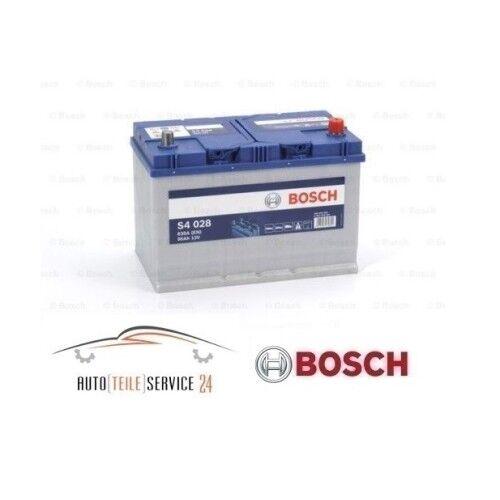 Bosch S4 028 95Ah 830A 12V Autobatterie Starterbatterie Akku Hyundai Mazda 2.0