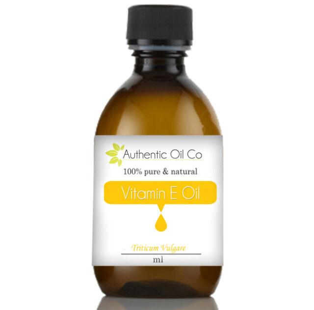 Vitamin E Oil 100% Pure 5ml 50ml 100ml 250ml 500ml 1 litre