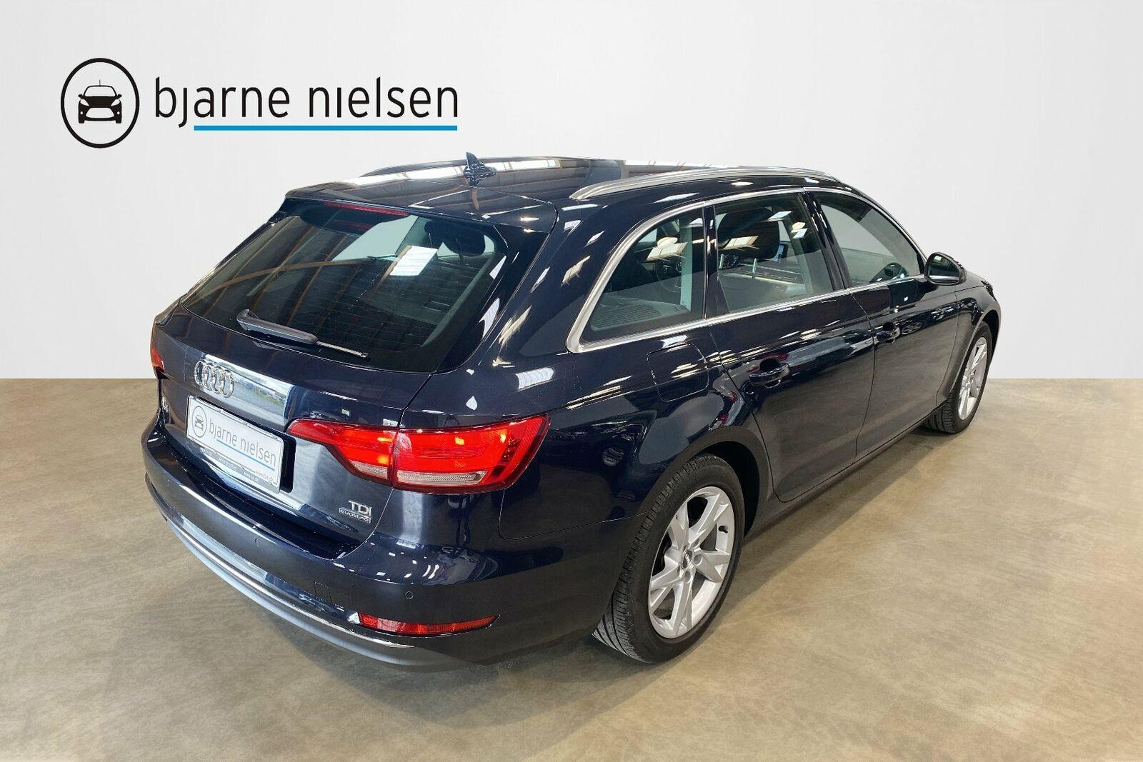 Audi A4 2,0 TDi 190 S-line Avant quattro S-tr. - billede 8