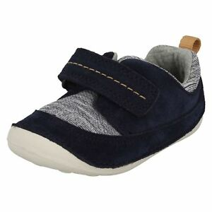 Move Cruiser Blue Zapato Clarks Primer Tiny Boys qxX7px08w