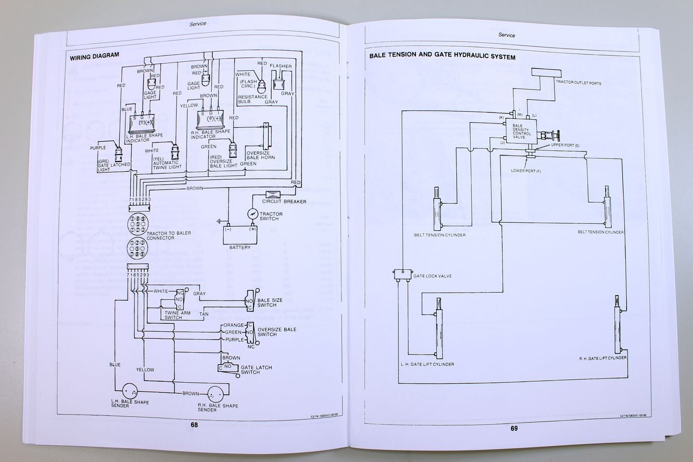 3D7E9B John Deere 430 Baler Operator Manual | Wiring LibraryWiring Library