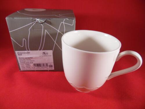 Hutschenreuther inverno romanticismo BIANCO TAZZA CON MANICO TAZZA da caffè kaffeeetopf