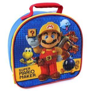 Squishy Duck Super Mario Maker 4 : Super Mario Soft Lunch Box (Super Mario Maker) eBay