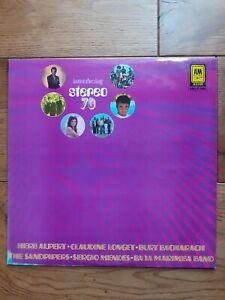 Various – Introducing Stereo 70  AMLB 1002 Vinyl, LP, Repress