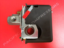 SQUARE D # 9013FHG12M1XZ22 PRESSURE SWITCH SINGLE PORT SIDE WIRE FEED