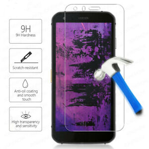 """2PCS Caterpillar S62 Pro 5.7"""" CAT S62 Tempered Glass Film Cover Screen Protector"""