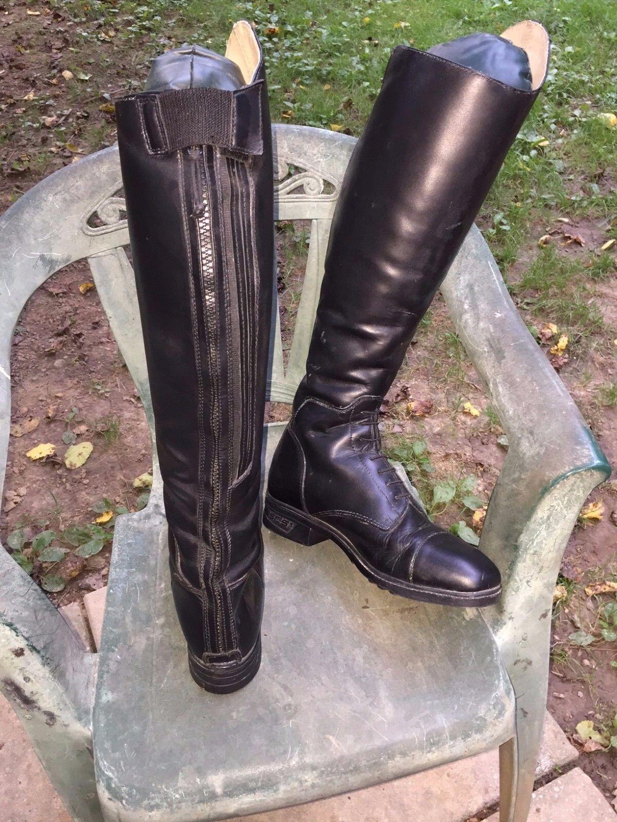 Mountain Horse SCS3 Richmond High Rider Tall Stiefel (im Kombibereich 65533C Größe Ladies 11 oder Herren 9)