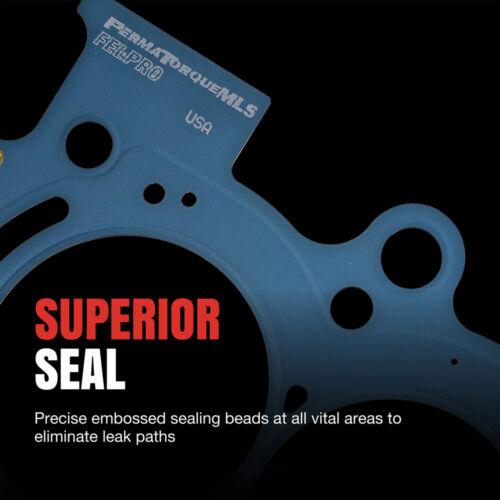 Engine Cylinder Head Gasket Fel-Pro 9856 PT fits 91-94 Subaru Legacy 2.2L-H4