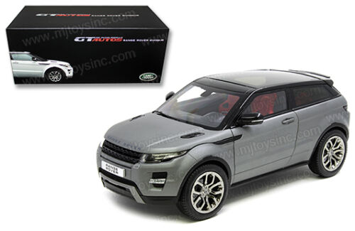 2013 RANGE ROVER EVOQUE GREY