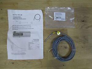 2M Fühler Temperatur  Metall  S17//40 Dimplex Temperaturfühler 363710 NTC