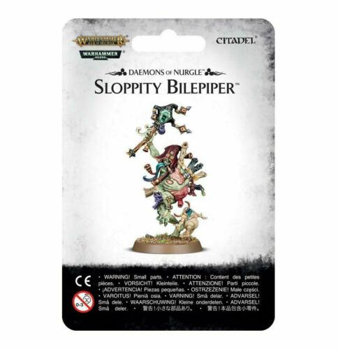 Age Of Sigmar Sloppity Bilepiper Games Workshop 83-44
