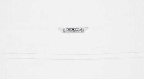 BETZ Luxe Tapis Tapis de Bain Caillebotis Gold Taille 50x70 cm