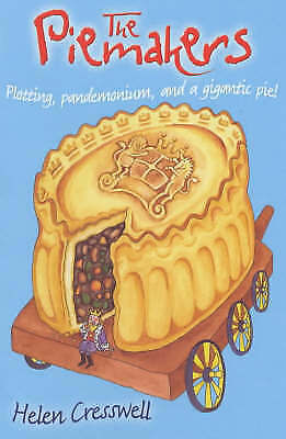 1 of 1 - Very Good, The Piemakers, Cresswell, Helen, Book