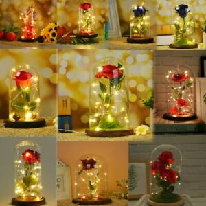 LED-Light-Gift-For-Mothers-Day-Mom-Her-Girlfriend-Wife-Woman-Rose-Love-Birthday