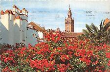 BR4117 Sevilla la Giralda  spain
