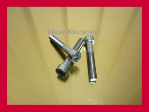 Innensechskant-Schrauben DIN912 M 5 x 35 Edelstahl V2A DIN 912 M5x35 10St