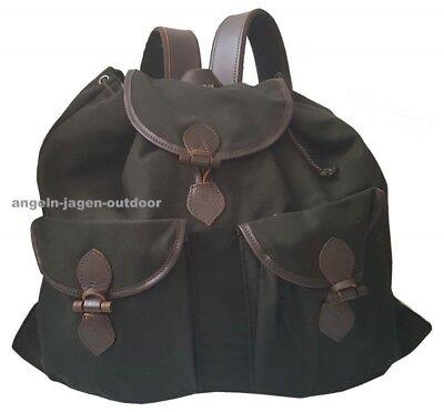 AKAH Damenrucksack Rucksack Elchleder Lederrucksack Daypack Leder Unikat