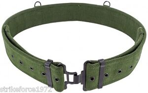 NEW-58-Pattern-Green-Army-Webbing-Belt-Size-up-to-44-034