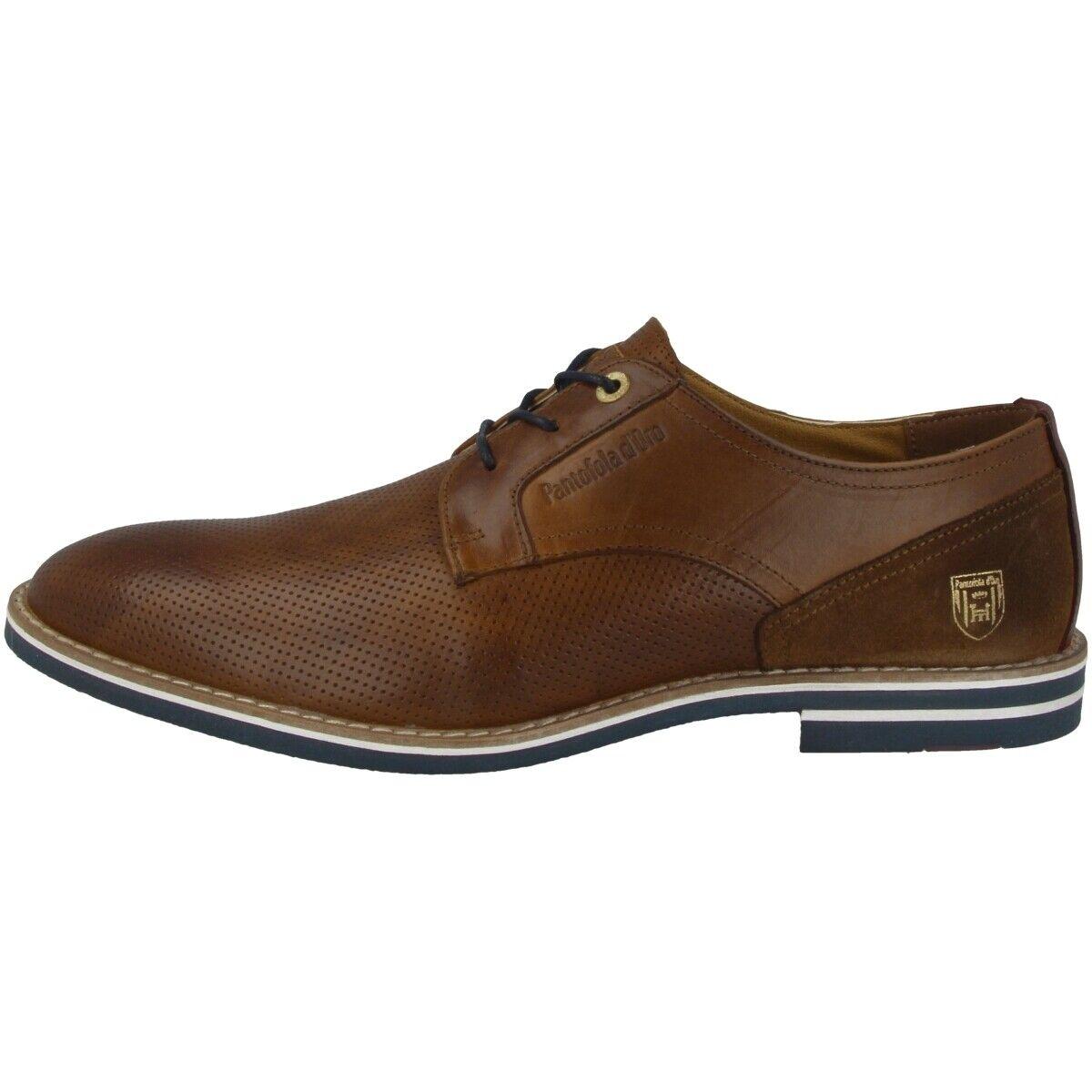 Pantofola D oro LAMBRO Man Low scarpe Leisure scarpe  da ginnastica Shell 10193001.jcu  articoli promozionali