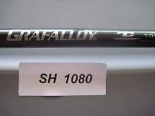New Uncut GRAFALLOY  Tour Concept TC  TOUR X  .335 Tip  Shaft Only #sh 1081