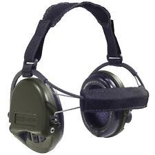 MSA Sordin Supreme Pro IV Neckband Shooting Headset