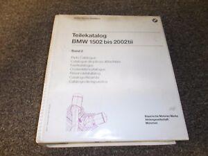 BMW 2002 tii 1972 - 1973 COLOR Wiring Diagram 11x17 | eBay  |Bmw 2002 Tii Wiring Diagram