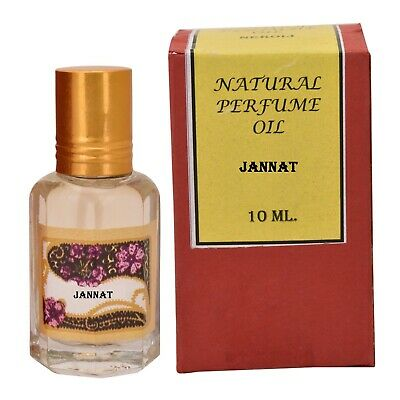 pack Of 10 Natural Jannat Attar Roll On Perfume Oil Non Alcoholic Ittar Supplement The Vital Energy And Nourish Yin