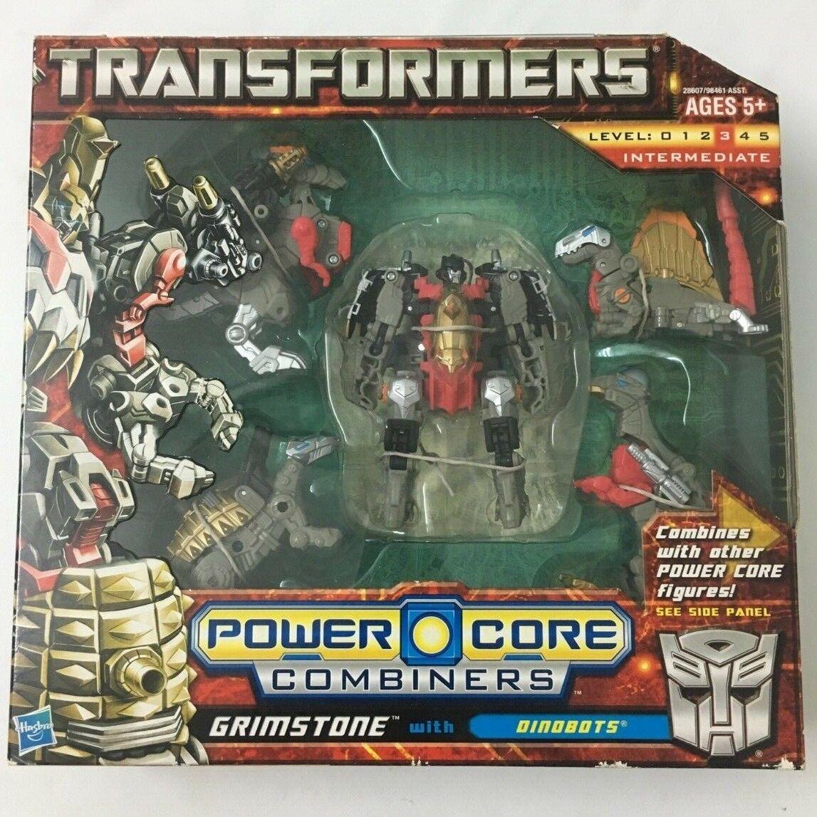 Transformatoren energiekern powercore combiners krieg grimstone mit dinobots misb