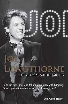 """AS NEW"" Longthorne, Joe, Joe Longthorne: The Official Autobiography Book"