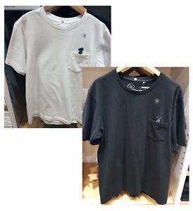 5122f0dd26 UNIQLO MEN KAWS X PEANUTS Snoopy Short Sleeve Graphic T-Shirt 407351 ...