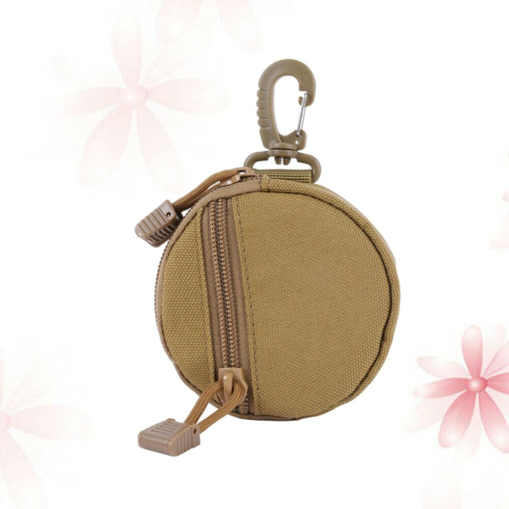 1pc Key Pouch Portable Convenient Practical Key Holder Bag for Outdoor