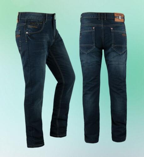 JEANS Uomo Pantaloni Jeans Pantaloni Gamba Dritta Grigio 29 30 32 33 34 35