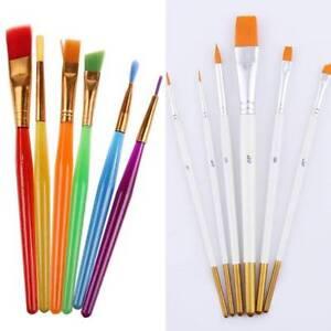 6pcs-Flexible-Painting-Brushes-Cake-ating-Fondant-Dusting-Sugar-Craft