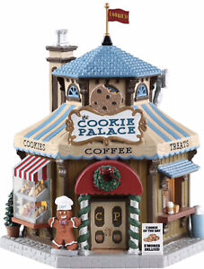 LEMAX The Cookie Palace Christmas Village House #85363 ...