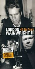 Loudon Wainwright III - 40 Odd Years [New CD] With DVD, Boxed Set