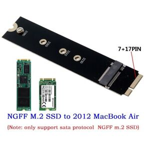 M-2-NGFF-SATA-SSD-Converter-Adapter-Card-for-Apple-2012-MacBook-Air-A1465-A1466