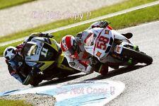 Marco Simoncelli San Carlo Honda Gresini Moto GP Australia 2010 Photograph 3