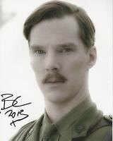 Benedict Cumberbatch signed 10x8 Image B photo UACC Registered dealer
