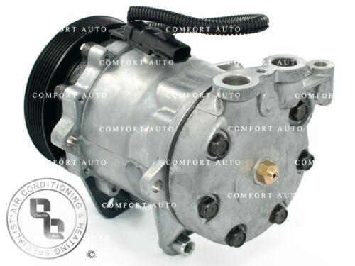 New AC A//C Compressor With Clutch Fits 02-03 Dodge Dakota//Durango